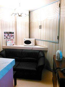 豊橋市のラブホテル愛花夢(アイカム)107号室
