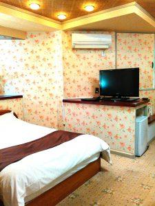 豊橋市のラブホテル愛花夢(アイカム)110号室