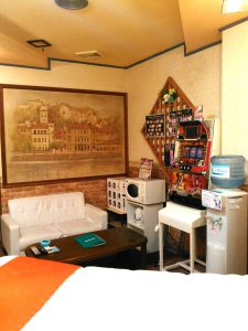 豊橋市のラブホテル愛花夢(アイカム)116号室