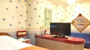 豊橋市のラブホテル愛花夢(アイカム)101号室