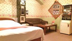 豊橋市のラブホテル愛花夢(アイカム)105号室