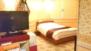 豊橋市のラブホテル愛花夢(アイカム)113号室