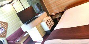 豊橋市のラブホテル愛花夢(アイカム)123号室